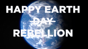 Happy Earth Rebellion